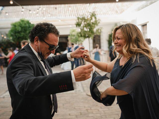 La boda de Carlos y Laura en Granada, Granada 47