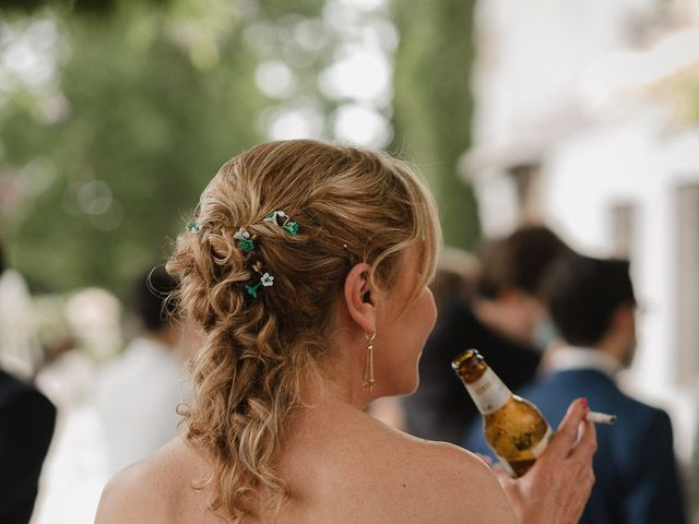 La boda de Carlos y Laura en Granada, Granada 32