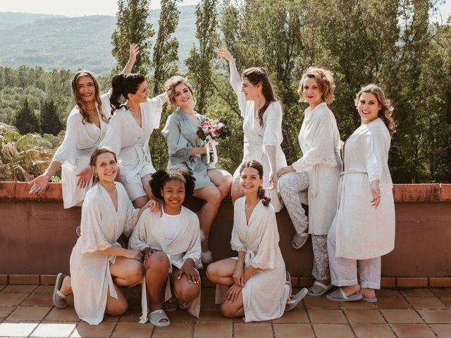 La boda de Javi y Esther en Valdastillas, Cáceres 14