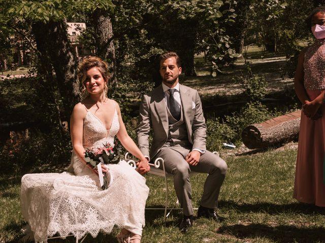 La boda de Javi y Esther en Valdastillas, Cáceres 20