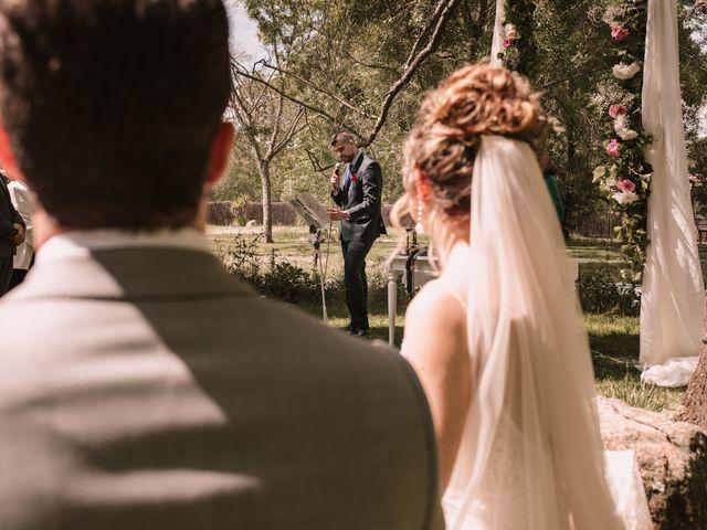 La boda de Javi y Esther en Valdastillas, Cáceres 21