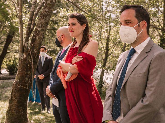 La boda de Javi y Esther en Valdastillas, Cáceres 22