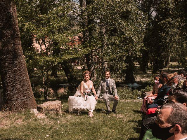 La boda de Javi y Esther en Valdastillas, Cáceres 23