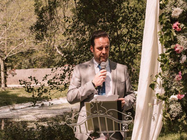 La boda de Javi y Esther en Valdastillas, Cáceres 24