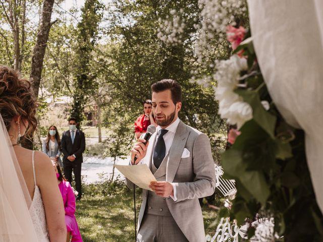 La boda de Javi y Esther en Valdastillas, Cáceres 25