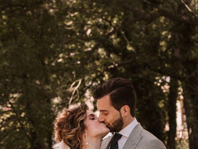 La boda de Javi y Esther en Valdastillas, Cáceres 28