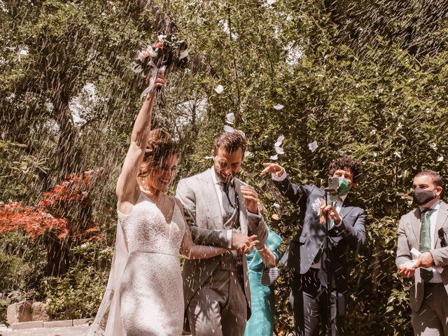 La boda de Javi y Esther en Valdastillas, Cáceres 30