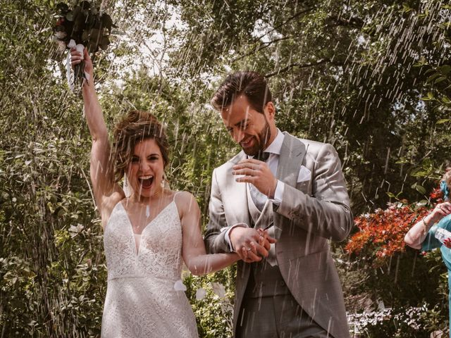 La boda de Javi y Esther en Valdastillas, Cáceres 1