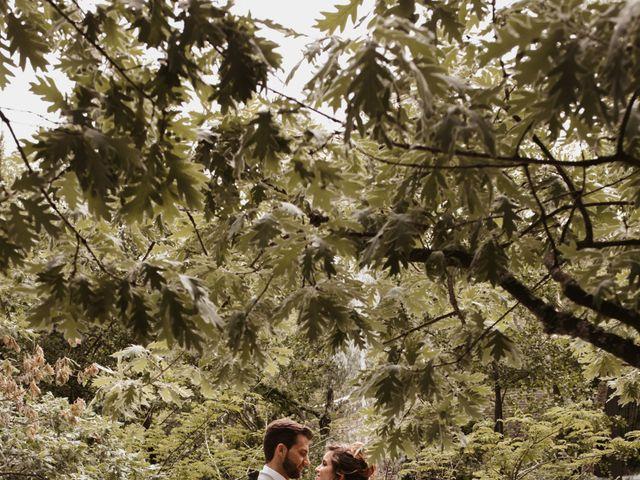 La boda de Javi y Esther en Valdastillas, Cáceres 2