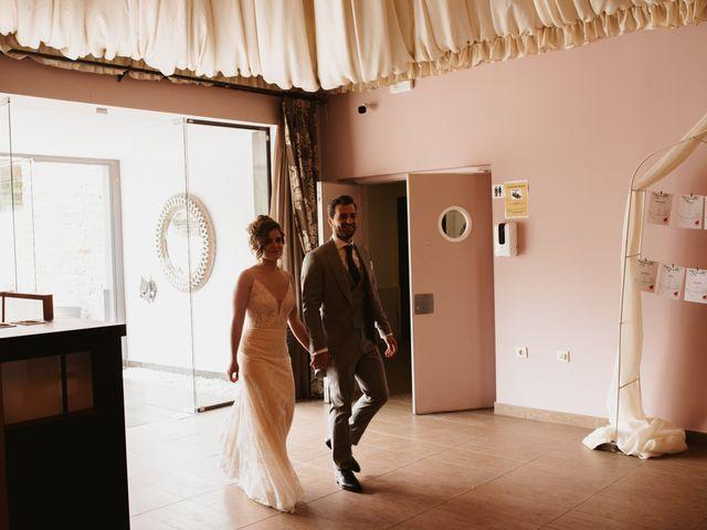 La boda de Javi y Esther en Valdastillas, Cáceres 35