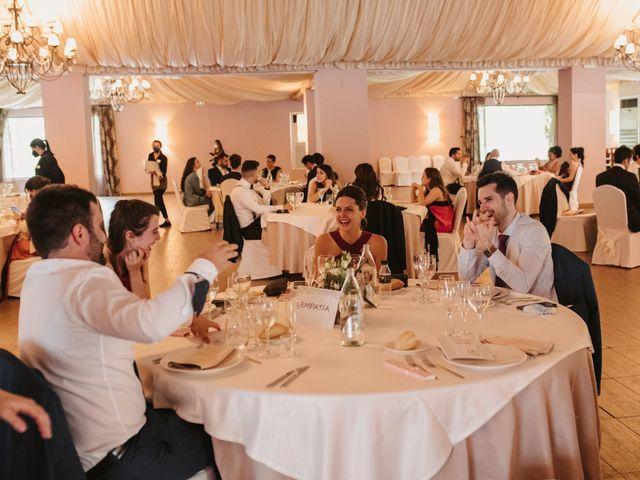 La boda de Javi y Esther en Valdastillas, Cáceres 36