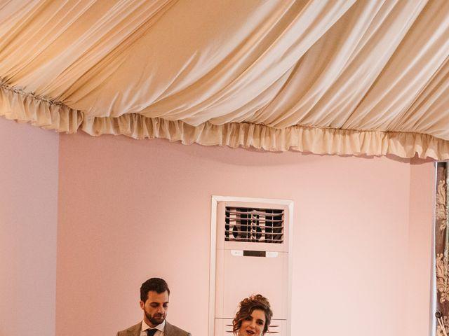 La boda de Javi y Esther en Valdastillas, Cáceres 41