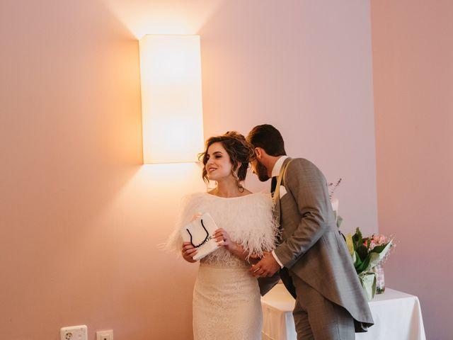 La boda de Javi y Esther en Valdastillas, Cáceres 42