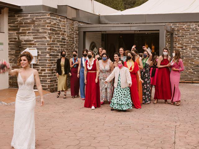 La boda de Javi y Esther en Valdastillas, Cáceres 47