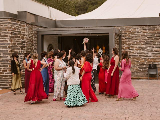 La boda de Javi y Esther en Valdastillas, Cáceres 48