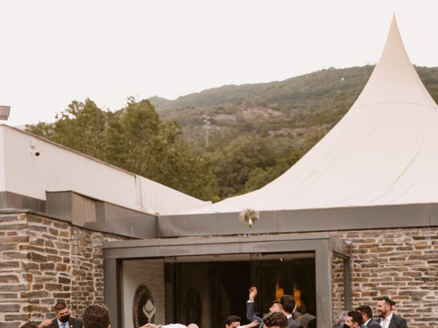 La boda de Javi y Esther en Valdastillas, Cáceres 49
