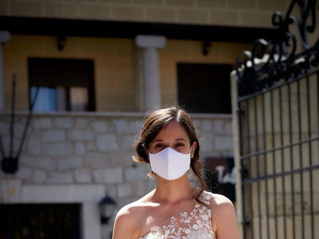 La boda de Óscar y Irene en Ávila, Ávila 3