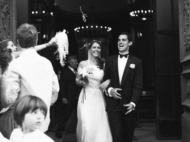La boda de Willy y Blanca en Barcelona, Barcelona 1
