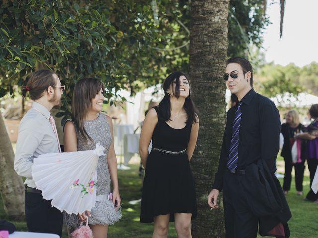 La boda de Javi y Sandra en Picassent, Valencia 57