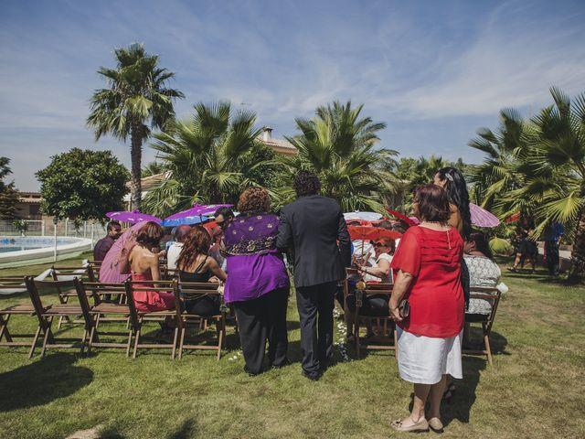La boda de Javi y Sandra en Picassent, Valencia 67