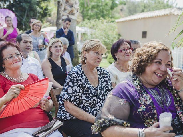 La boda de Javi y Sandra en Picassent, Valencia 81
