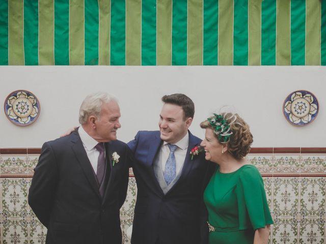 La boda de Rafa y María en Marmolejo, Jaén 1