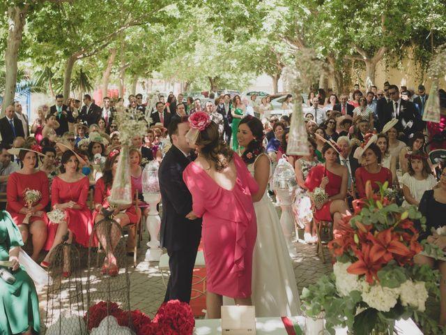 La boda de Rafa y María en Marmolejo, Jaén 15