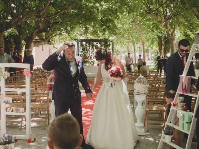 La boda de Rafa y María en Marmolejo, Jaén 16