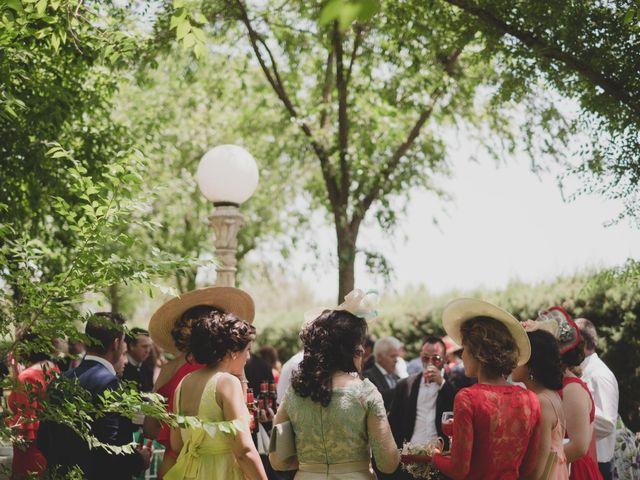 La boda de Rafa y María en Marmolejo, Jaén 17