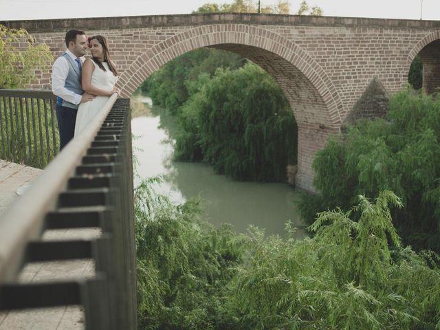 La boda de Rafa y María en Marmolejo, Jaén 25