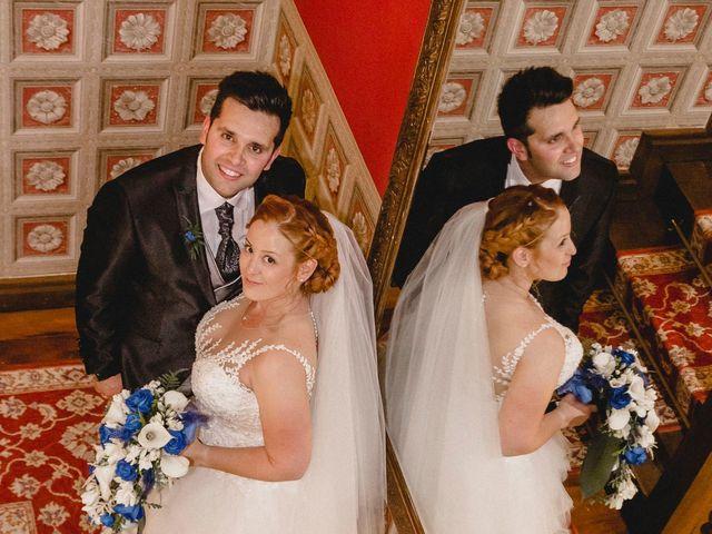 La boda de Judith y Adrian
