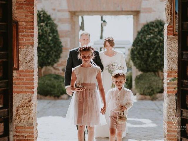La boda de Carlos y Rebeca en Madrid, Madrid 12