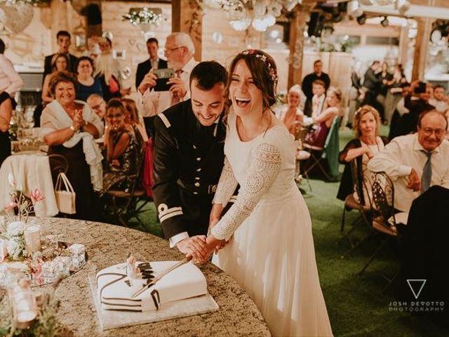 La boda de Carlos y Rebeca en Madrid, Madrid 1