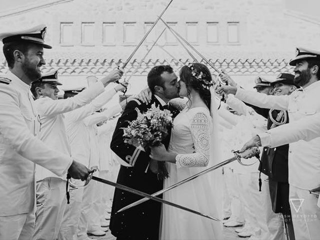 La boda de Carlos y Rebeca en Madrid, Madrid 16