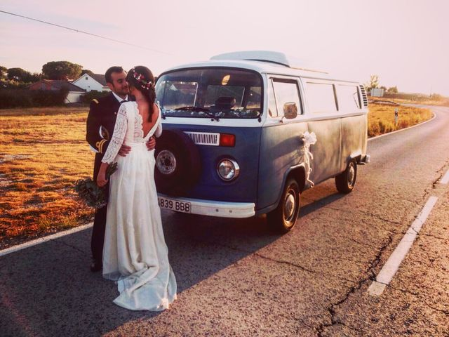 La boda de Carlos y Rebeca en Madrid, Madrid 19