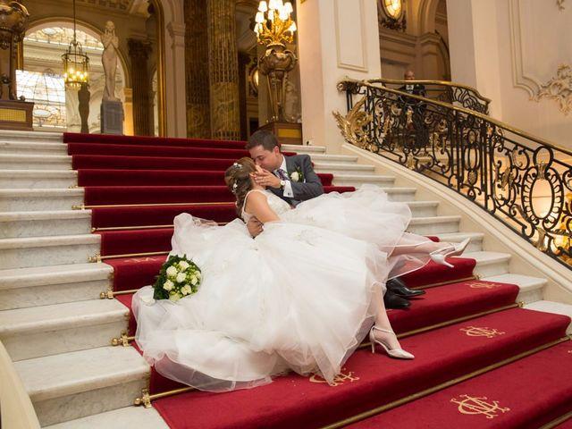La boda de Amparo y Carlos