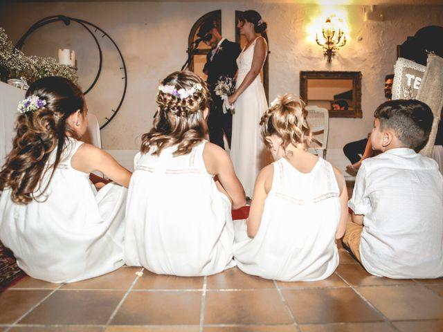La boda de Sergio y Cristina en Torrelles De Llobregat, Barcelona 3