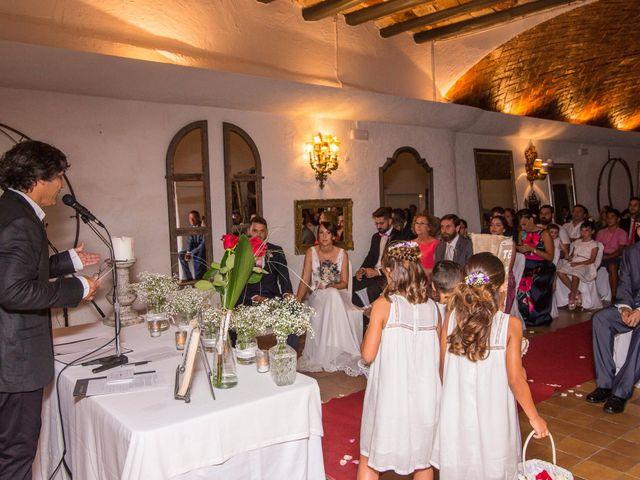 La boda de Sergio y Cristina en Torrelles De Llobregat, Barcelona 4