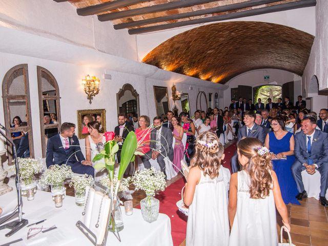 La boda de Sergio y Cristina en Torrelles De Llobregat, Barcelona 5
