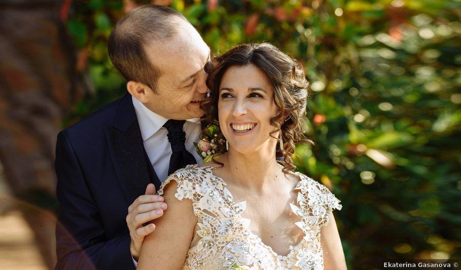 La boda de Edward y Marta en Gava, Barcelona