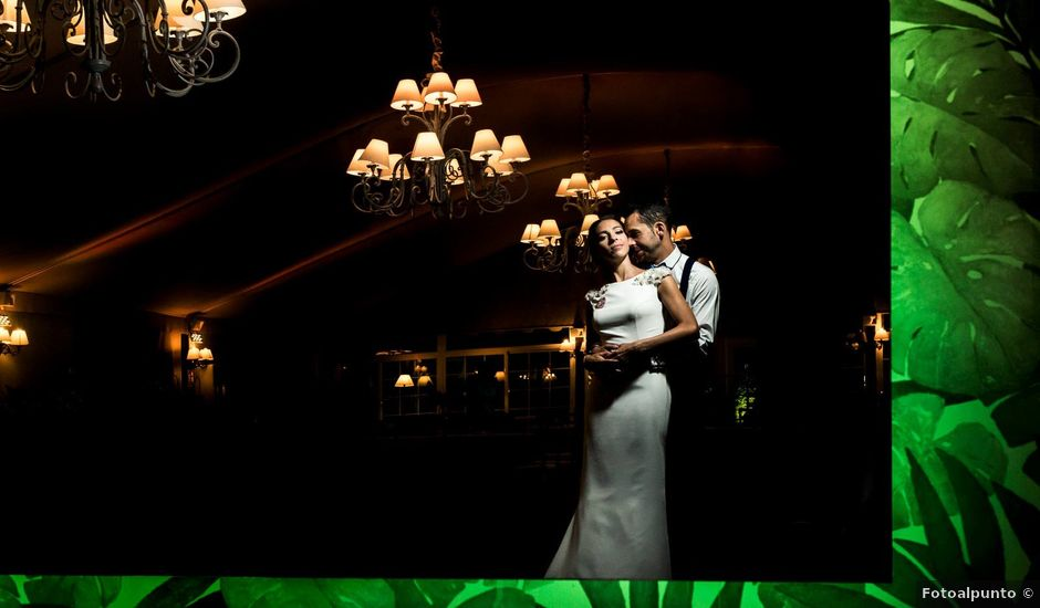 La boda de Diego y Alba en Madrid, Madrid
