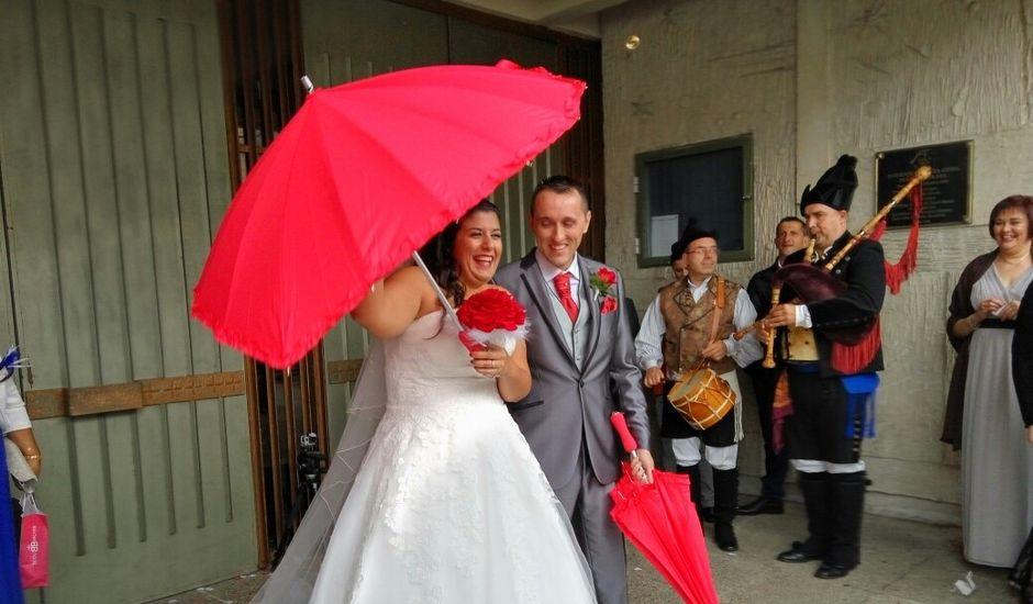 La boda de David  y Nuria  en A Coruña, A Coruña