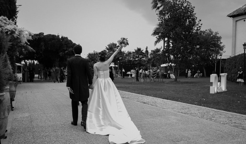 La boda de Carlos y Laura en Granada, Granada