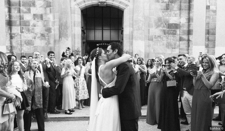 La boda de Willy y Blanca en Barcelona, Barcelona