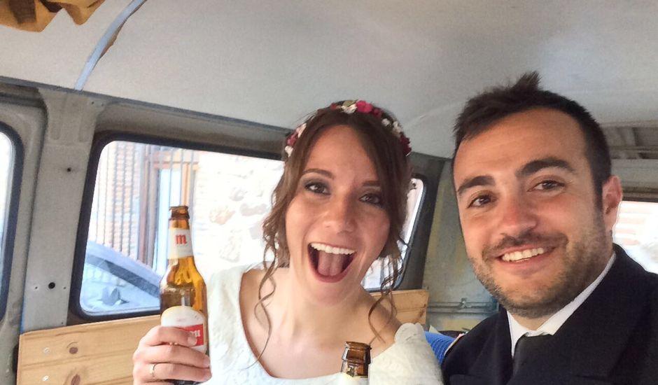 La boda de Carlos y Rebeca en Madrid, Madrid