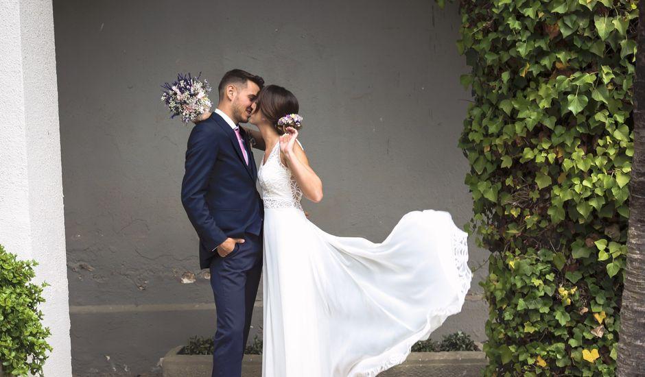 La boda de Sergio y Cristina en Torrelles De Llobregat, Barcelona