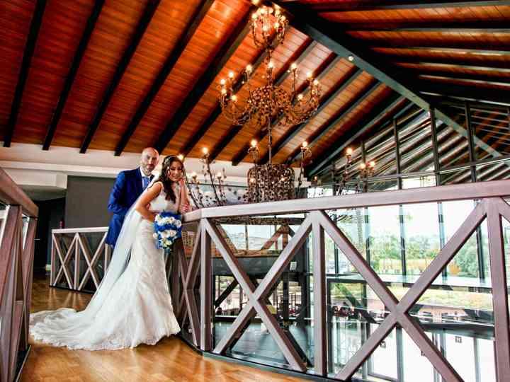 La boda de May y Manuel