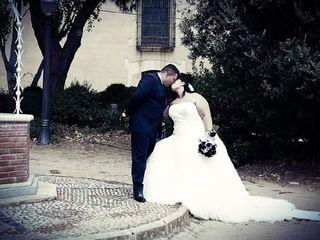 La boda de Ivette  y Alex  1
