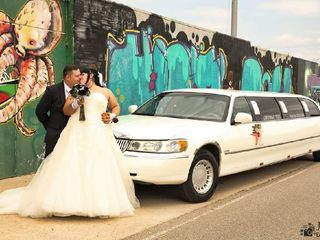 La boda de Ivette  y Alex
