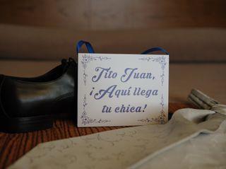 La boda de Mª Isabel y Juan 1